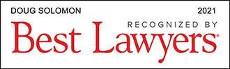 Doug Solomon - Best Lawyers 2021